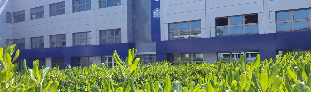 Foto di una facciata